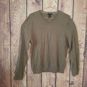 Used, J. Ferrar women's Brown sweater size M for sale